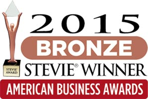 Stevie Awards College Works 2015 Bronze Winner Amaerican Business Awards